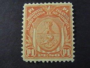 PHILIPPINES # 251-MINT/NO GUM---SINGLE---1906
