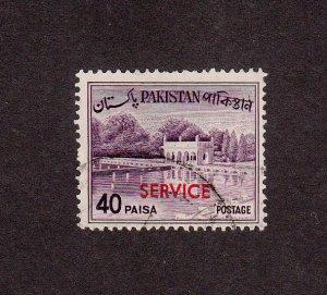 Pakistan Scott #O85a Used