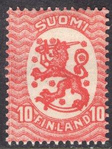 FINLAND SCOTT 85