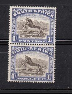 J28456, 1933-54 south africa #62 perf 14 gnu