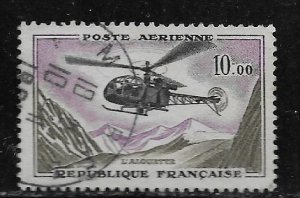 FRANCE, C40, USED, HELICOPTER