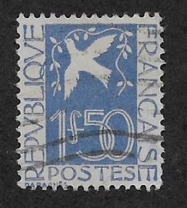 FRANCE SC# 294 FVF/U  1934