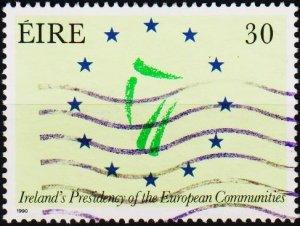 Ireland. 1990 30p S.G.742 Fine Used