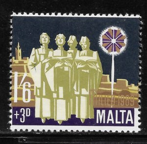 Malta Mint Never Hinged [6794]