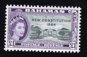 Bahamas Scott #185-200 Stamps - Mint Set