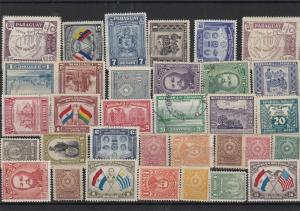 Paraguay Stamps Ref 14462
