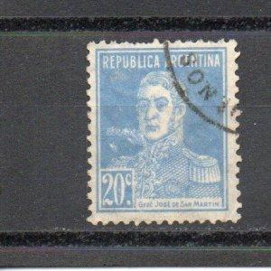 Argentina 331 used