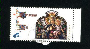 Canada #1669 used VF 1997  PD