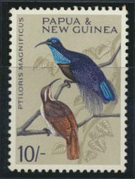 PNG - SG 71    Scott 198  Mint Never Hinged - SPECIAL Birds