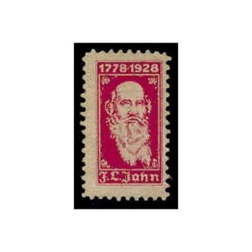 Turners 1928 F.L. Jahn Sesquicentennial Poster Stamp