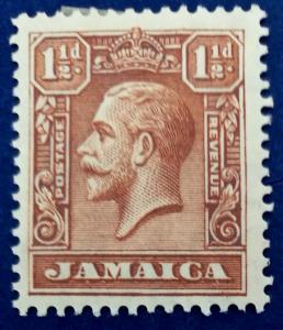Jamaica Scott # 104 Mint (A185)