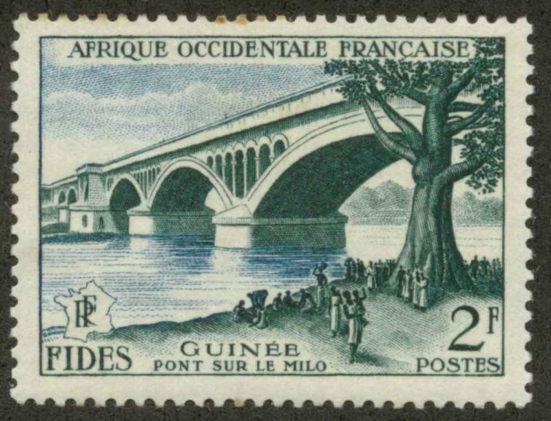 French West Africa 66 Mint VF
