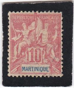 Martinique  #  39
