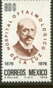 MEXICO 1150, OPHTALMOLOGICAL HOSPITAL CENTENARY. MINT NH