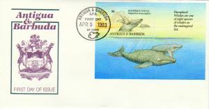 Antigua & Barbuda Scott 1661 Unaddressed.
