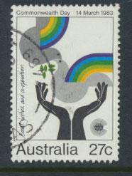 Australia SG 884  Fine Used