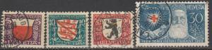 Switzerland #B45-8  F-VF Used CV $10.40 (S2405)