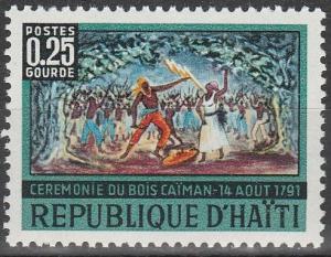Haiti #582    MNH  (S9948)