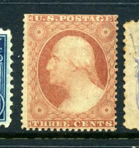 Scott #25 Washington Mint Stamp (Stock #25-5)