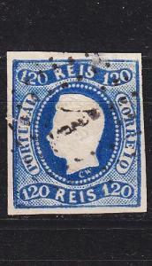 PORTUGAL [1866] MiNr 0024 ( O/used ) [01]