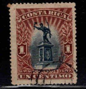 Costa Rica Scott 59 used 1903 stamp