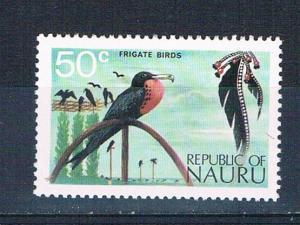 Nauru 103 MNH Frigate Birds 1973 (N0638)+