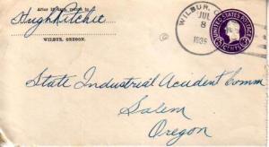 United States, Oregon, Postal Stationery