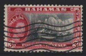 Bahamas Sc#162 Used