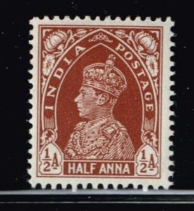 India SG 248 Mint Hinged - Lot 41314