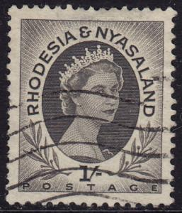 Rhodesia - 1954 - Scott #149 - used - Queen Elizabeth II