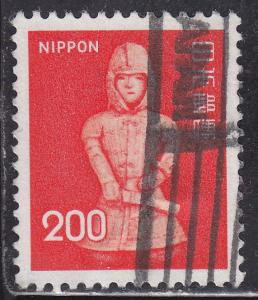 Japan 1082 Burial Statue of a Warrior 1974