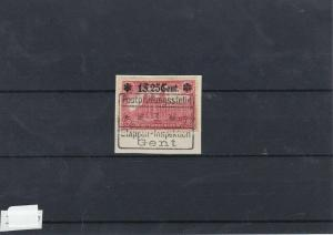 Western Military Command 1916 HighValue Used Stamp On Piece  Ref: R6775