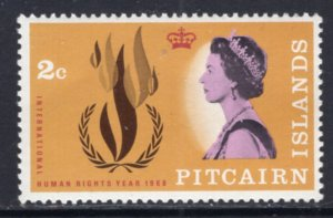 Pitcairn Islands 89 MNH VF