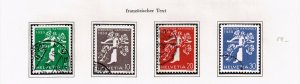 Switzerland Stamp 1939 National Philatelic Exhibition - FRENCH Inscription $29