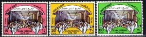Kuwait #900-02 MNH CV $5.00 (X4220)