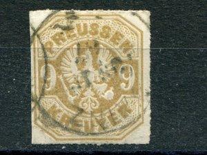 Prussia  #27  Used VF - Lakeshore Philatelics