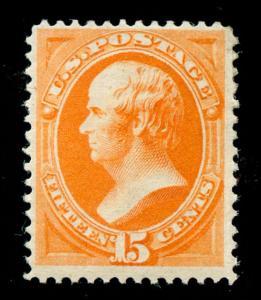 momen: US Stamps #152 Mint OG VF PF Cert