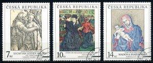 Czechoslovakia #2936-2938  Set of 3 CTO