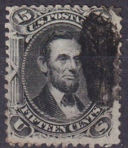 US #77  F-VF Used CV $175.00 (S10068)