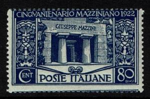 Italy SC# 142, Mint Never Hinged - Lot 012217