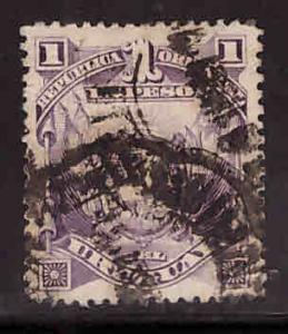 Uruguay Scott 95 Used stamp