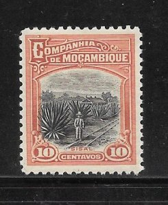 Mozambique Company #126 MNH Single