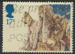 Great Britain SG 1268 - Used - Christmas