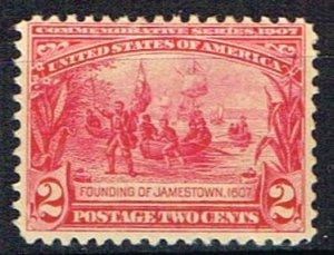 United States MH Scott 329
