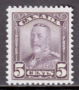 Canada - Scott #153 - MH - Hinge bump - SCV $16