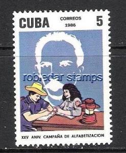 CUBA 2917 MNH MARTI 953A
