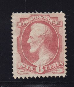 148 VF unused ( mint no gum ) with nice color cv $ 325 ! see pic !
