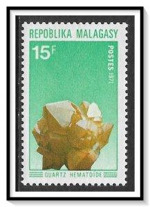 Madagascar #442 Quartz Stone MH