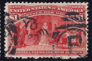 U.S. 241 Used FVF (81517)