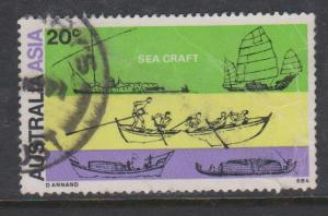 Australia Sc#495 Used